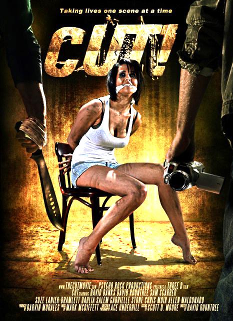 CUT! Best poster